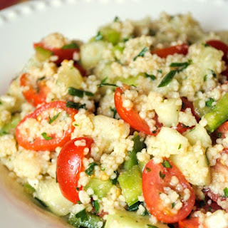 Garden Couscous Recipe