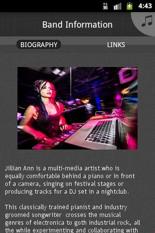 Jillian Ann - screenshot
