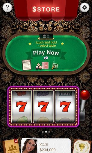 Texas Poker by Yihua