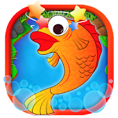 Smash Fish for Kids & Toddlers