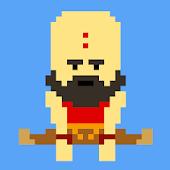 Meditating Monk: Balance Game
