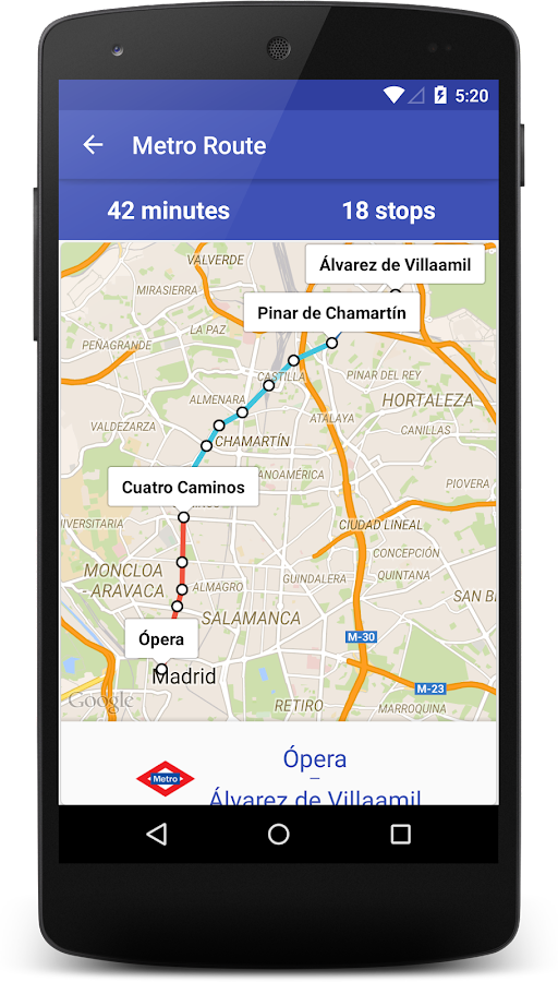 Madrid Metro | Bus | Cercanias- screenshot