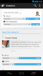 Phonedeck Contacts - screenshot thumbnail