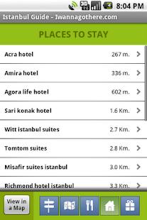 Istanbul Travel Guide- screenshot thumbnail