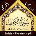 Surah Al-Kahf audio-Quran MP3 icon