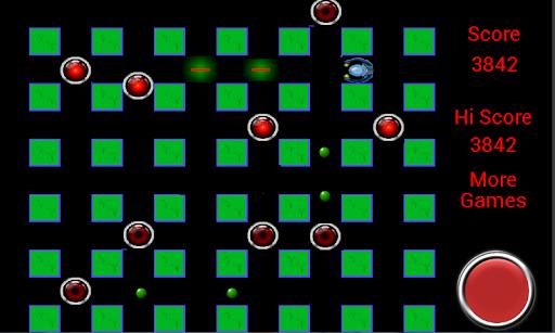 Maze Attack