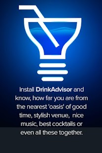 DrinkAdvisor Bars & Nightclubs - screenshot thumbnail