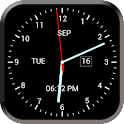 Analog Clock Wallpaper icon