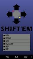 Screenshot of SHIFT'EM