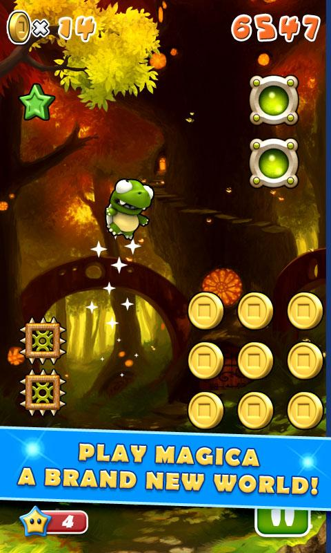 Mega Jump - screenshot