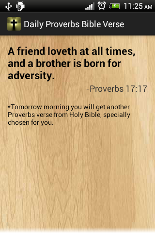 Proverbs Holy Bible Free verse