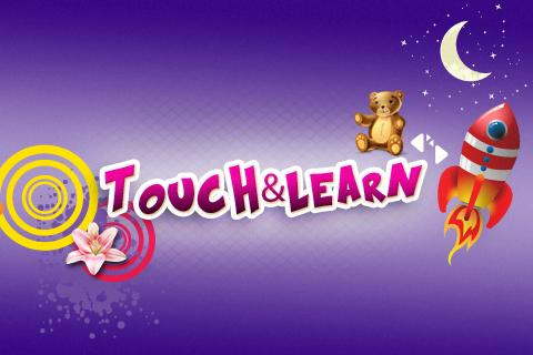 Kids Touch and Learn - screenshot