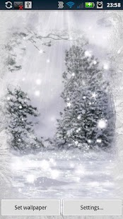 Christmas Snowflakes- screenshot thumbnail