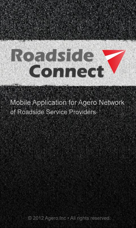 Roadside Connect - screenshot