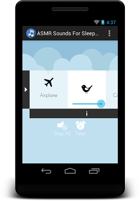 ASMR Sounds For Sleeping - screenshot