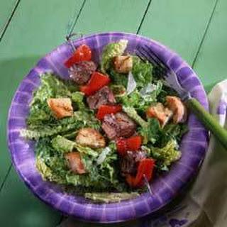 Beefy Steak House Salad.