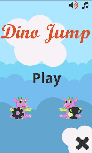 Dino Jump Bounce
