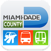 Miami Subway Train Bus
