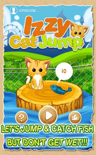 Izzy CAT Jump