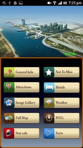 Abu Dhabi Offline Travel Guide