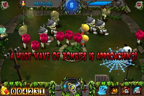 Zombie Hunting- screenshot