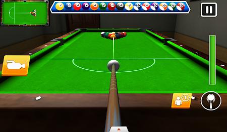 Real Snooker Billiard Pool Pro 1.0.1 screenshot 315579
