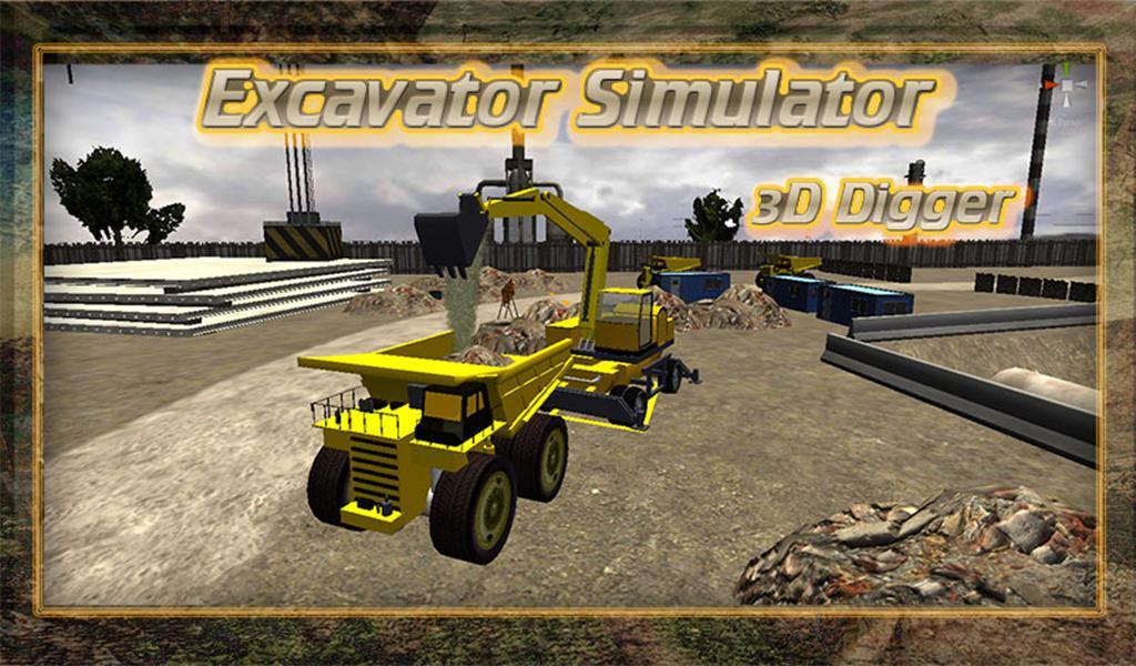 Excavator-Simulator-3D-Digger 25