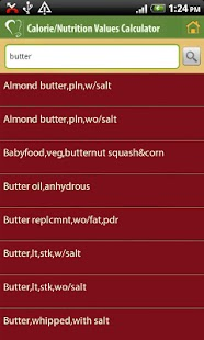 Calorie & Nutrition Manager - screenshot thumbnail