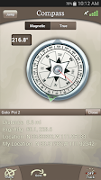 Screenshot of Trimble GPS Hunt Free