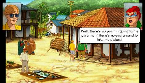 Broken Sword 2: Remastered Screenshot 26