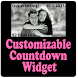 Customizable Countdown Widget