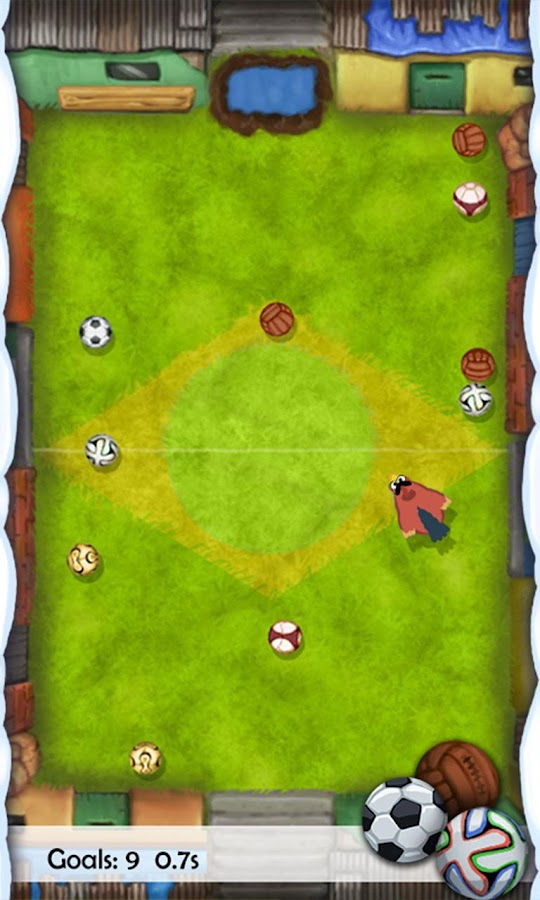 Chickens Soccer World Cup- screenshot