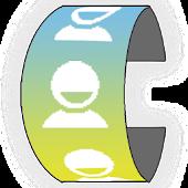 Fast dial widget