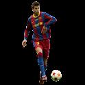 Gerard Piqué logo