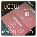 Grey Dawn theme UCCW skin