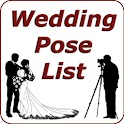 Wedding Pose Checklist icon