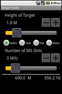 App Range Finder Lite APK for Windows Phone