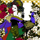 Live Wallpaper Oiran~Richly-co