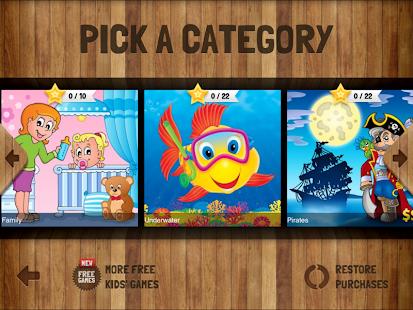 Kids' Puzzles Mod