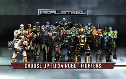 Real Steel Screenshot 24