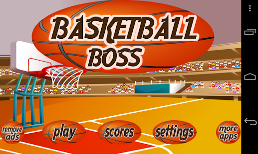 Basketball Boss
