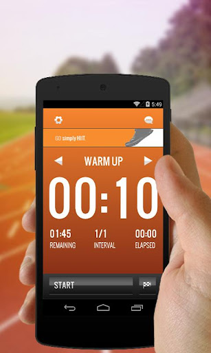 simply HIIT: Interval Timer
