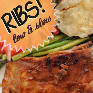 Fall Off the Bone Pork Barbecue Ribs - Low and Slow Recipe