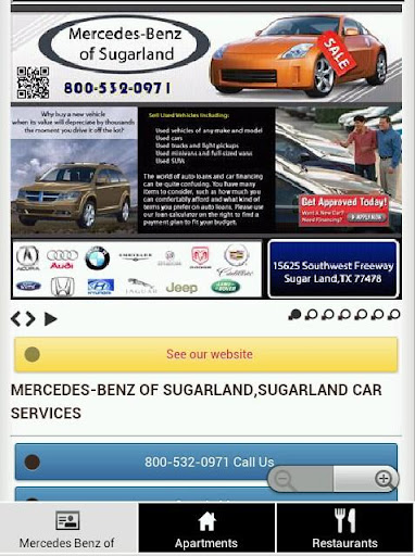 Mercedes Benz of Sugarland