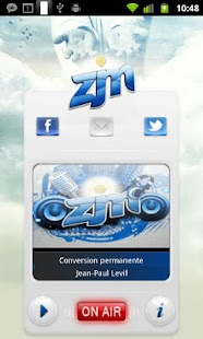 ZJM Radio - screenshot thumbnail