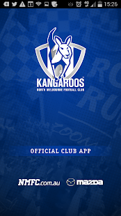 North Melbourne Official App- screenshot thumbnail