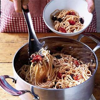 SunBlush spaghetti
