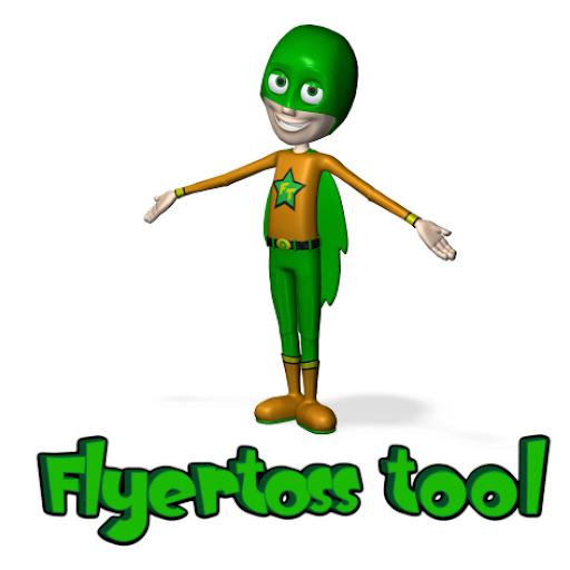 Flyertoss Tool