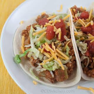Mexican Taco Fillings Recipes.