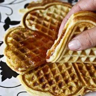 Norwegian Everyday Waffles